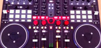 Test, Vestax, VCI-400, DJ Controller