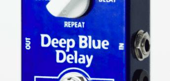 Test: Mad Professor, Deep Blue Delay, Gitarren-Effektgerät
