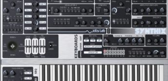 Test: Xils-Lab, Synthix, Software-Synthesizer