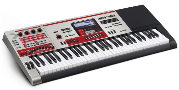 Test: Casio XW-G1, Groove Synthesizer