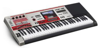 Test: Casio XW-G1, Groove Synthesizer
