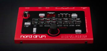 Test: Clavia Nord Drum VA-Drumsynthesizer