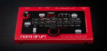 Test: Clavia Nord Drum VA-Drumsynthesizer