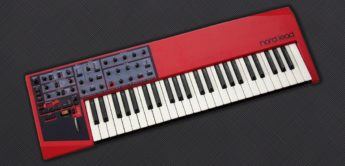 Green Box: Clavia Nord Lead, VA-Synthesizer