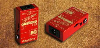 Report: DI-Boxen für Gitarre mit Speakersimulation