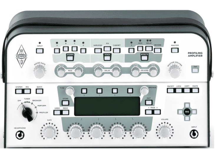 Kemper Profiling Amplifier, Gitarrenverstärker