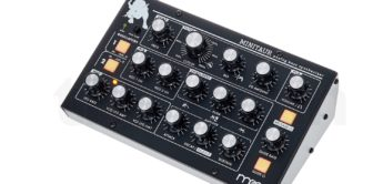Test: Moog, Minitaur, Bass-Synthesizer