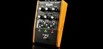 Test: Moog, Moogerfooger MF-105 MuRF, Sequenced Filtermodul