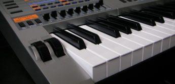 Test: Casio, XW-P1, Performance Synthesizer