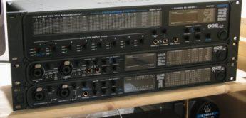 Test: Motu, 896 mk III Hybrid, Audio-Interface