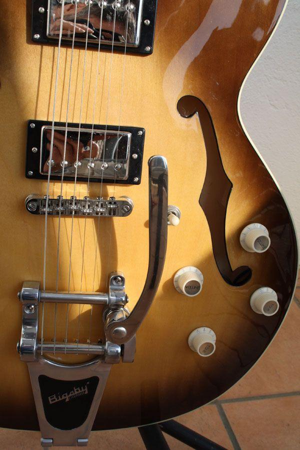 Test: Höfner, Verythin HCT-VTH VB Ltd, E-Gitarre - Seite 2 von 3 ...