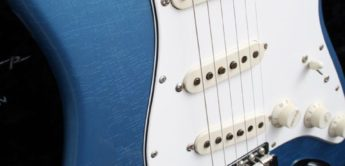Test: Fender 1965 Strat LTD CC RW LPB