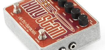 Test: Electro Harmonix, Holy Stain, Effektpedal für Gitarre