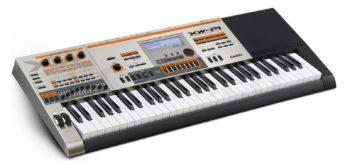Test: Casio XW-P1, Performance Synthesizer