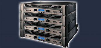 Test: Crown XTi 1002, XTi 2002, XTi 4002, XTi 6002 Endstufen