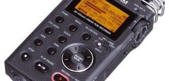 Test: Tascam DR100MKII, Professioneller Mobilrecoder mit XLR-Eingängen