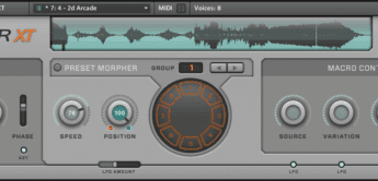 Test: Native Instruments, Skanner XT (powered by Reaktor)