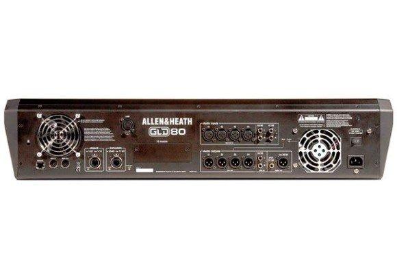 allen and heath gld 80 firmware