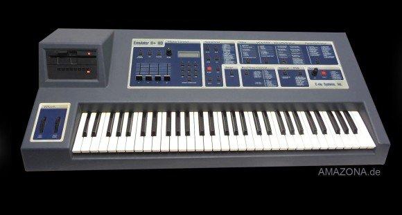Der originale EMU II von 1984