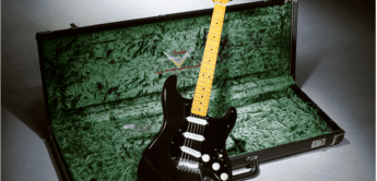 Test: Fender David Gilmour Signature Stratocaster, E-Gitarre