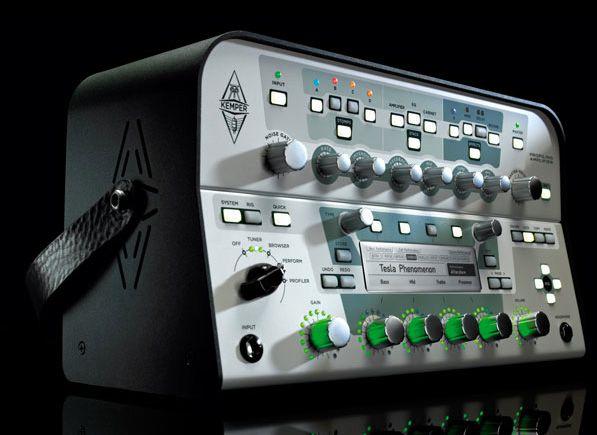 Top News: Kemper Amps veröffentlicht neue Amp Profiles und
