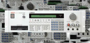 Green Box: Akai S900 / S950, 12 Bit Sampler