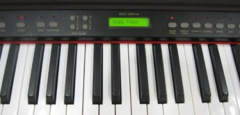 Test: Hemingway, DP-501, Digitalpiano