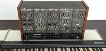 Blue Box: Roland System 100m, Modularsynthesizer