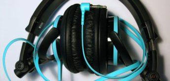 Test: Sony, MDR-V55, DJ Kopfhörer