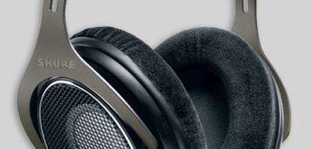 Test: Shure, SRH1840, Kopfhörer