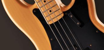 Test: Fender, 50 Duo Tone P-Bass HB MN, E-Bass