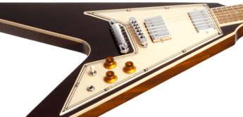 Test: Gibson Grace Potter Flying V