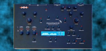 Test: Jomox Moonwind, Analog Stereofilter