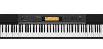 Test: Casio, CDP-220R, Stagepiano
