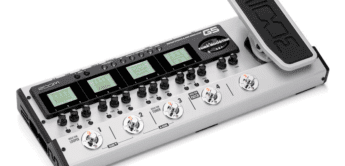 Test: Zoom G5, Effektpedal für E-Gitarre