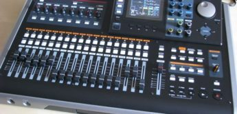 Test: Tascam, DP-24, Portastudio