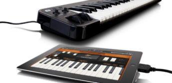 Test: Line6 Mobile Keys 49, iPad, iPhone & Amp, iPod -Keyboard