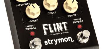 Test: Strymon, Flint, Effektgerät für Gitarre