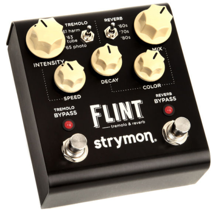 -- Strymon Flint --