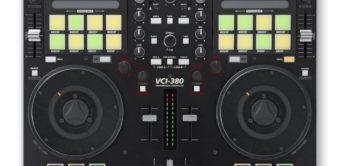 Test: Vestax, VCI-380, DJ-Controller