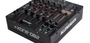 Test: Allen&Heath Xone:DB2, DJ-Mixer