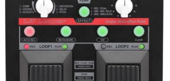 Test: VOX, Lil' Looper, Loop-Pedal