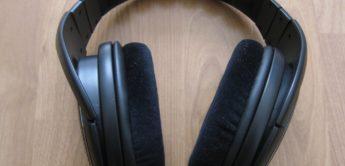 Test: Shure, SRH1440, Kopfhörer