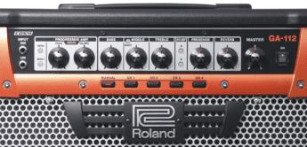 Test: Roland, GA-112, Gitarrenverstärker