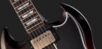 Test: Gibson, Custom SG Standard VOS, E-Gitarre