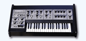 Blue Box: Oberheim OB-1, Analogsynthesizer