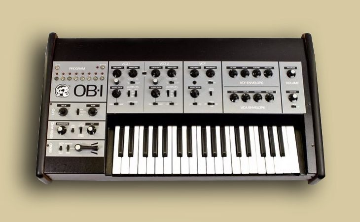 Oberheim OB-1 MKII