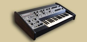 Blue Box: Oberheim OB-1, Analogsynthesizer