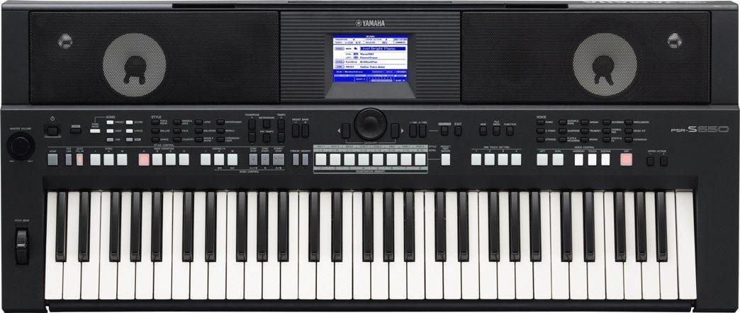 Test Yamaha Psr S650 Arranger Keyboard Amazona De