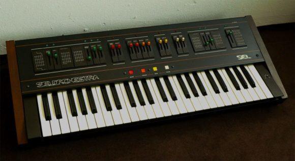 String-Synthesizer